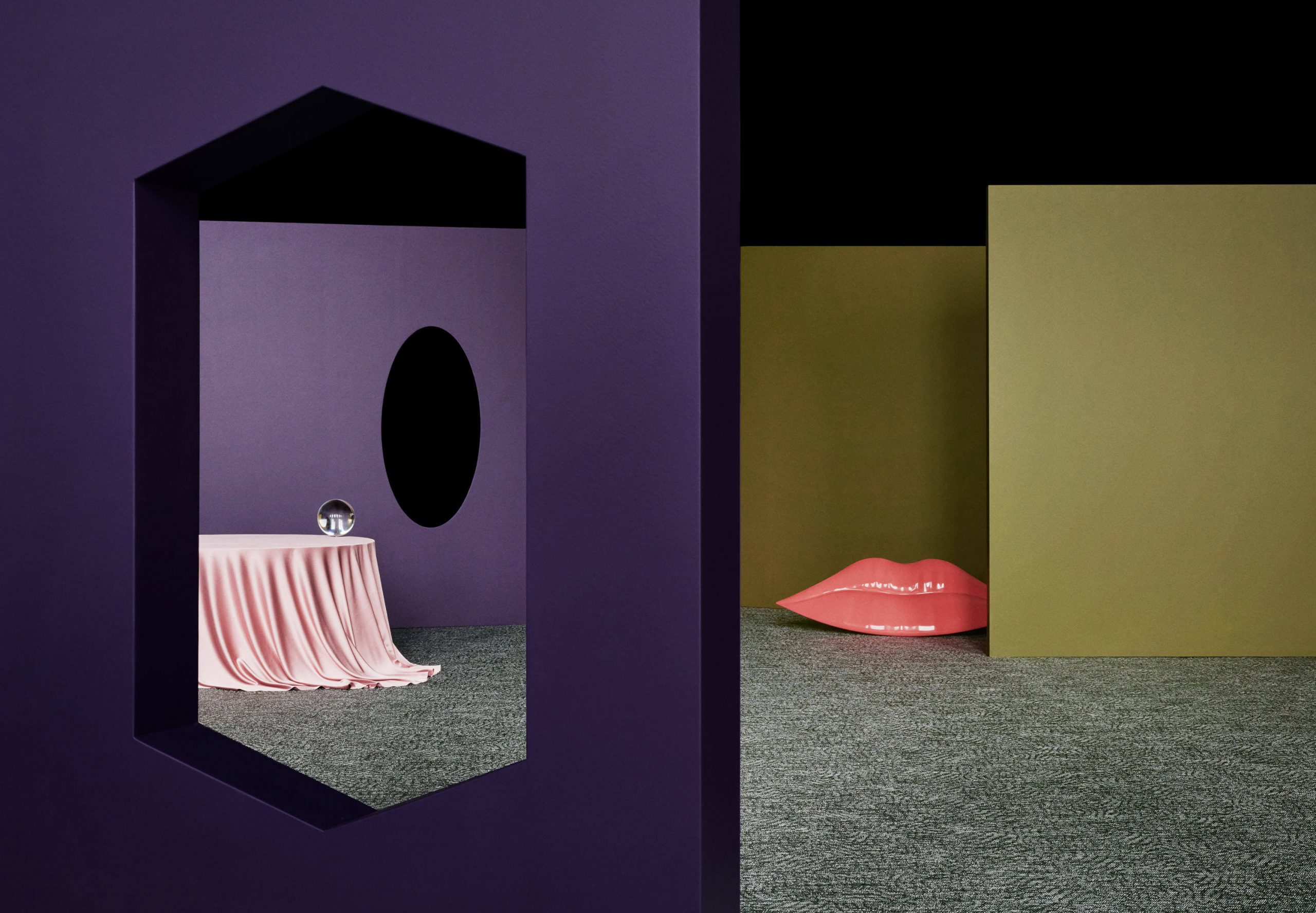 In 2019, Bolon Celebrates Diversity With a New Collection
