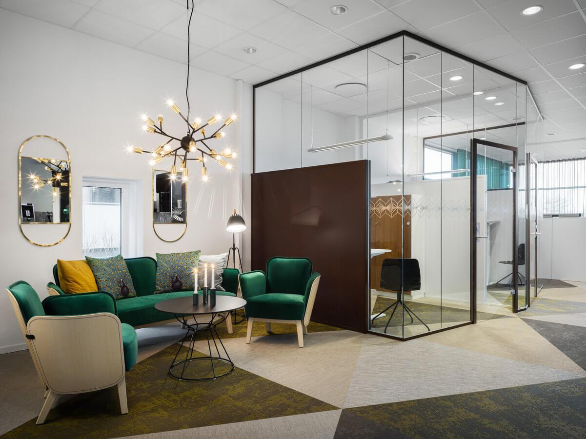 Sweden Office of the Year 2019: Moelven Modus Showroom
