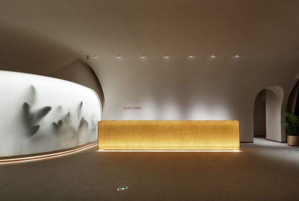 Traction Zheng Da Beijing China Woven Vinyl Flooring